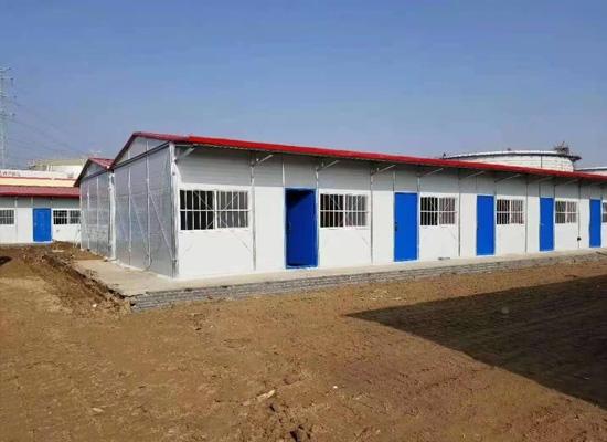 彩钢房工程案例