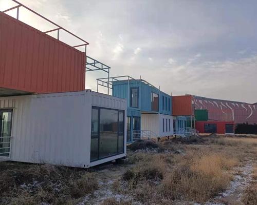 内蒙古集装箱房