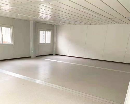 内蒙古活动板房内部